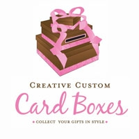 Creative Custom Card Boxes